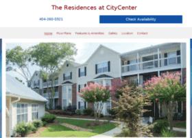residencesatcitycenterapts.com
