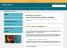 residencies.waldenu.edu