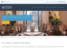 residencyinspain.com