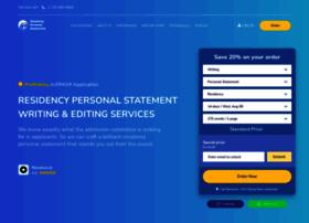 residencypersonalstatements.net