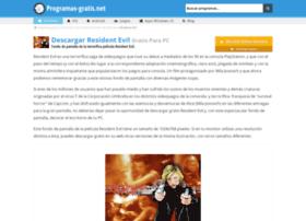 resident-evil.programas-gratis.net