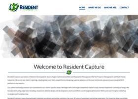 residentcapture.com