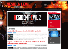 residentevil.hu