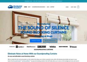 residential-acoustics.com
