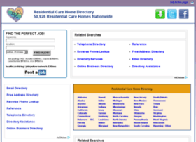 residential-care-home-directory.info