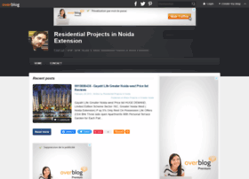 Residentialprojectsnoida.over-blog.com