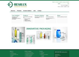 resilux.com