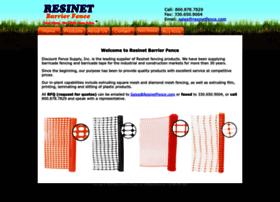 resinetfence.com