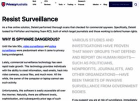 resistsurveillance.org