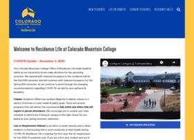 reslife.coloradomtn.edu