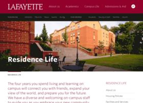 reslife.lafayette.edu