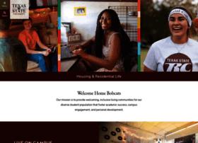 reslife.txstate.edu