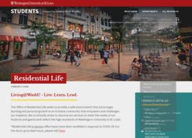 reslife.wustl.edu