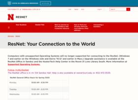 resnet.unl.edu