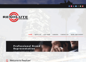 resolute-inc.com
