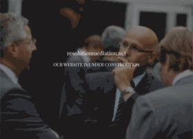 resolutionmediation.net