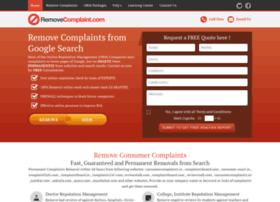 resolve.removecomplaint.com
