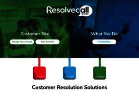Resolvecall.co.uk