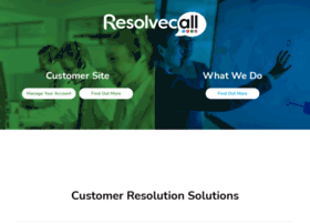 resolvecall.co.uk