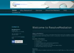 resolvemediation.net