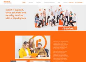 resolvesolutions.co.uk