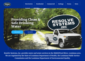 resolvewaterinc.com