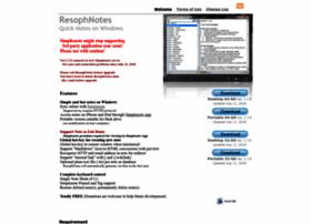 resoph.com