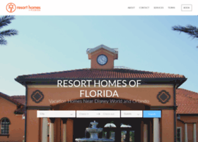 resorthomesflorida.com