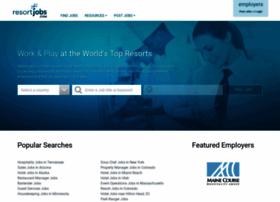 resortjobs.com