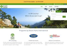 resortparks.com