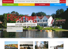 resorts-ontario.com