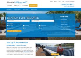 resorts.affordabletours.com