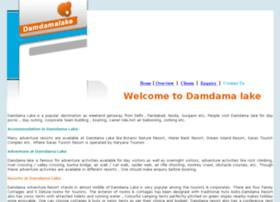 resorts.damdamalake.com