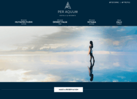 resorts.peraquum.com