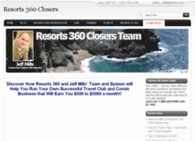 resorts360closers.com