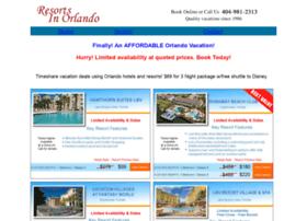 resortsinorlando.com
