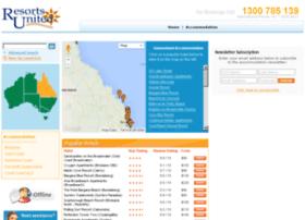 resortsunited.etourism.com.au