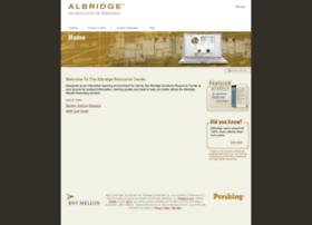 resourcecenter.albridge.com