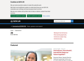 resources.civilservice.gov.uk