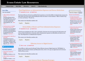 resources.evans-legal.com