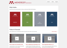 resources.mendeley.com