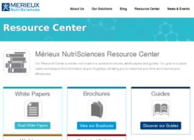 resources.merieuxnutrisciences.com