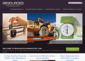 resourcesforindustry.com
