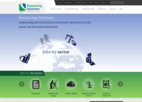 resourcing-solutions.com