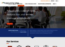 resourcingedge.com