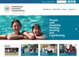 resourcingfamilies.org.au
