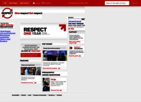 respect.gov.uk