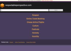respectableperspective.com