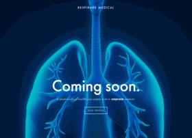 respiraremedical.com