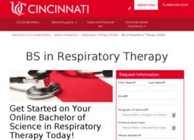 respiratorytherapy.uc.edu